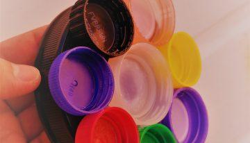 Colorful Paint Pallete