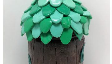 DIY – Fairy Tree House