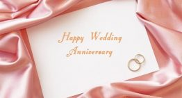3 Top Wedding Anniversary Ideas