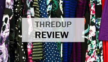 How To Save Money Without Been Compromise On ThredUp- THREDUP REVIEW