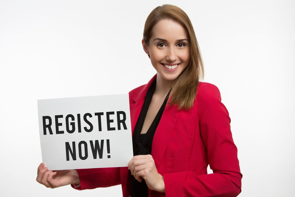 register lady