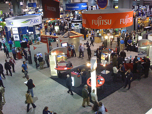 Why Trade Shows Are Great For Business?