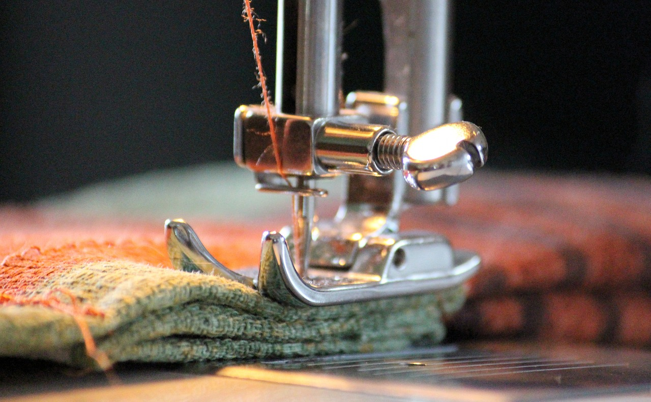 make own clothes sewing
