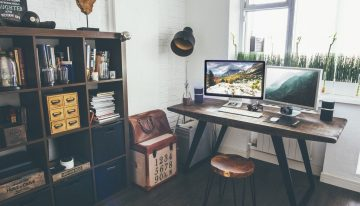 How to Turn a Room into Your New Home Office