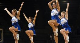 The History of Cheerleading Apparel