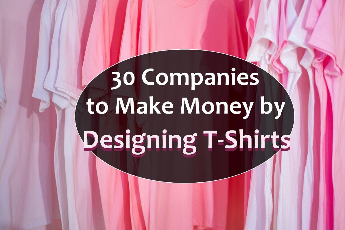 sell tshirts