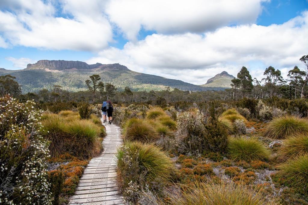 amazing mountain view australia