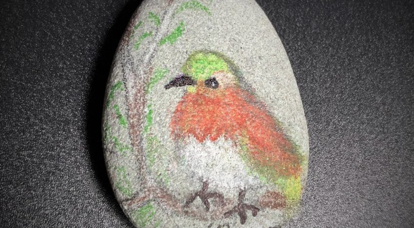The Painted Pebble Craze Across The World