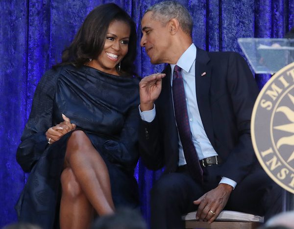 Barack and Michelle Obama's Love Story is even better than you thought