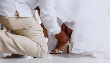 Tips for Choosing the Perfect Bridal Shoes
